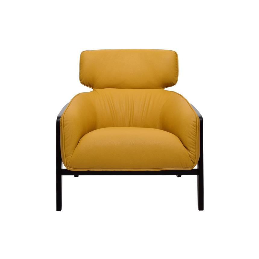 Irene I Yellow Accent Chair El Dorado Furniture