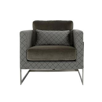 Linear Accent Chair