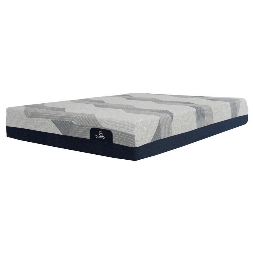 iComfort Blue 300CT Full Mattress by Serta  alternate image, 3 of 5 images.
