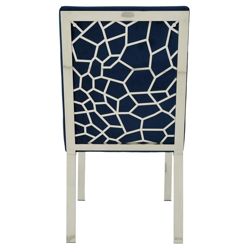 Wellington Blue Side Chair  alternate image, 4 of 6 images.