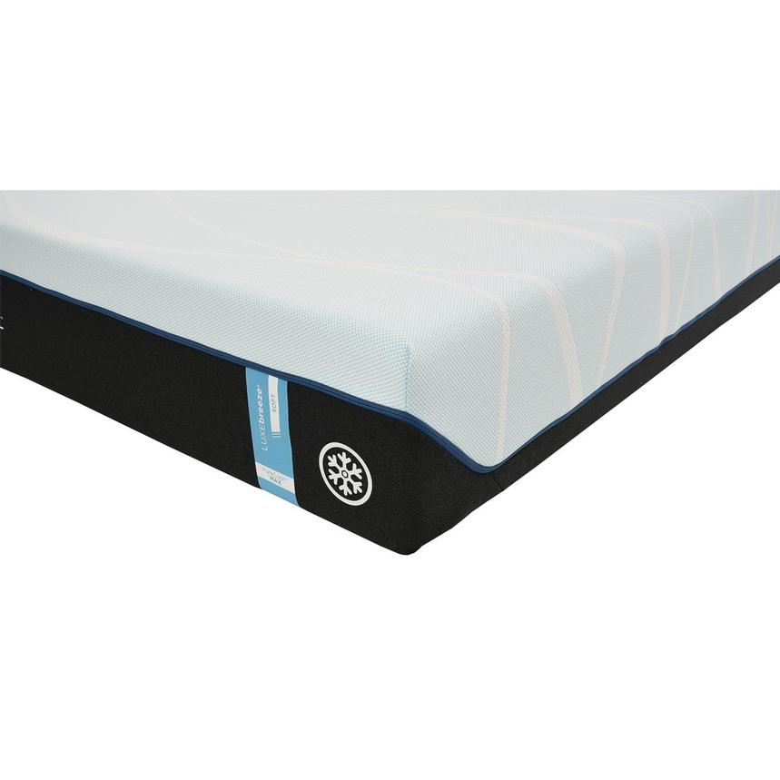 Luxe-Breeze Soft Twin XL Mattress by Tempur-Pedic  main image, 1 of 6 images.