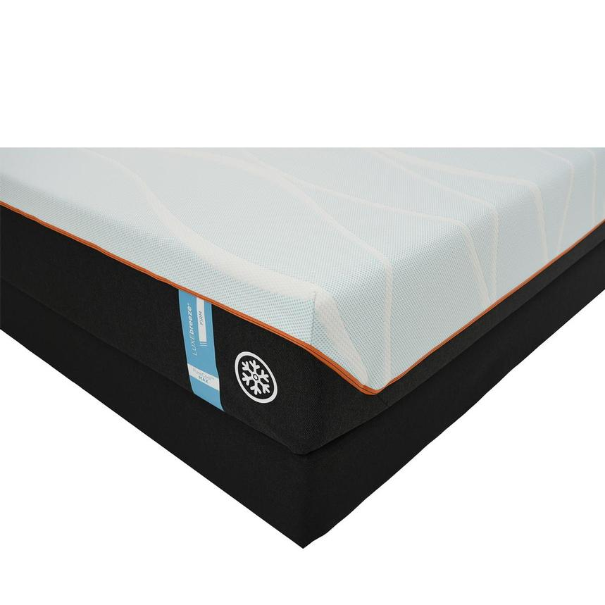 Luxe-Breeze Firm Twin XL Mattress w/Regular Foundation by Tempur-Pedic  main image, 1 of 5 images.