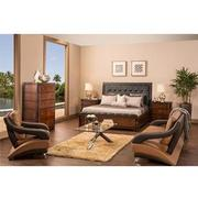 Donata 4-Piece King Bedroom Set  alternate image, 2 of 6 images.