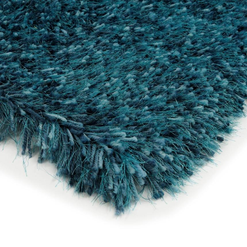 Lux Blue 5' x 7' Area Rug  alternate image, 3 of 3 images.