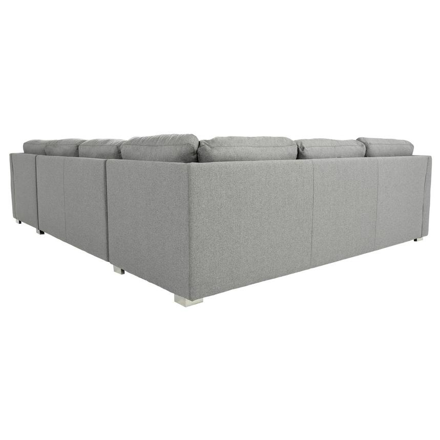 Vivian Sectional Sleeper Sofa w/Right Chaise  alternate image, 6 of 11 images.