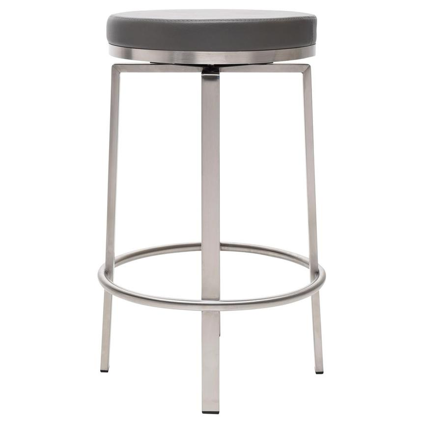 Ryan Gray Swivel Counter Stool  alternate image, 3 of 6 images.