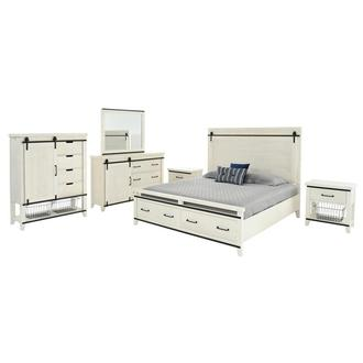 Markus 6-Piece King Bedroom Set