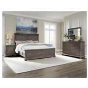 Arthur 4-Piece King Bedroom Set  alternate image, 2 of 6 images.