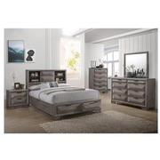 Mathew 4-Piece Queen Bedroom Set  alternate image, 2 of 6 images.
