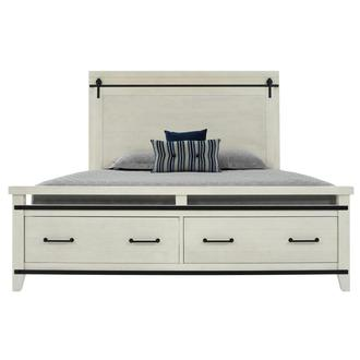 Markus Queen Storage Bed