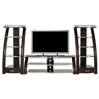 Platinum Brown Wall Unit