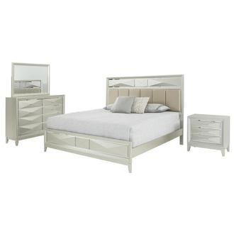 Jeny 4-Piece Queen Bedroom Set