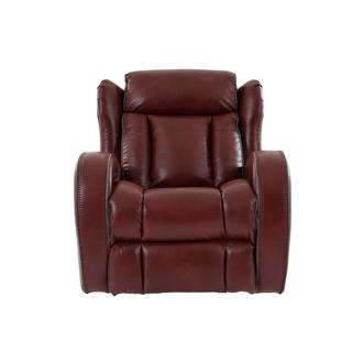 Pronto Red Power Recliner