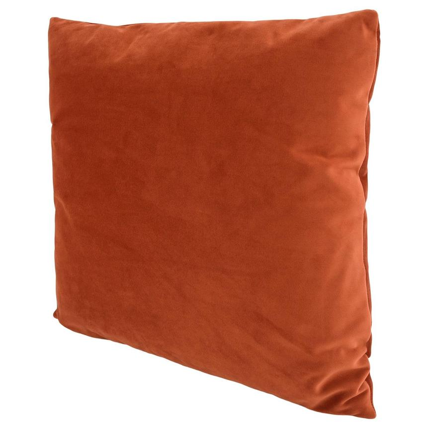Andy Orange Two Accent Pillows  alternate image, 3 of 4 images.