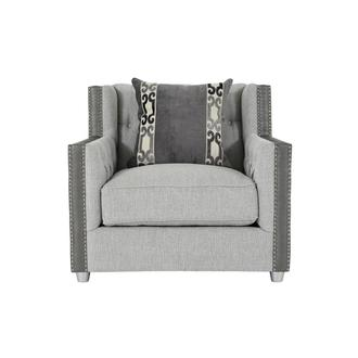 Sonia Gray Accent Chair