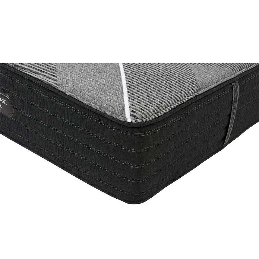 BRB-X-Class Hybrid Firm Queen Mattress by Simmons Beautyrest Black Hybrid  main image, 1 of 4 images.