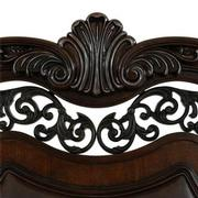 Monaco Queen Sleigh Bed  alternate image, 5 of 8 images.