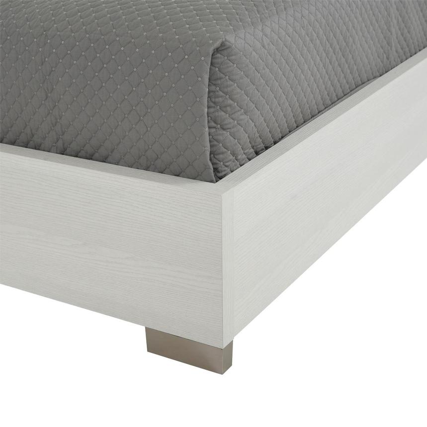 Tivo White Queen Platform Bed  alternate image, 6 of 6 images.