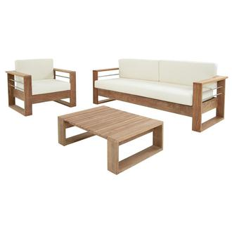 Diamantina 3-Piece Patio Set