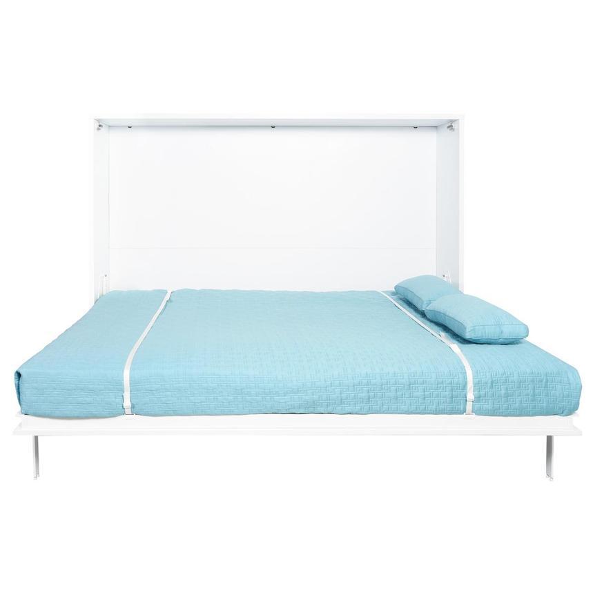 Studio Full Murphy Bed W Mattress Made