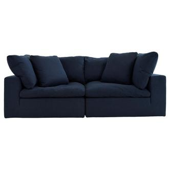 Nube II Blue Sofa