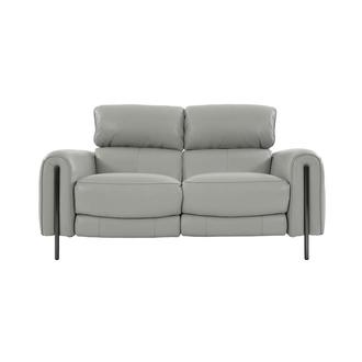 Paris Leather Power Reclining Loveseat