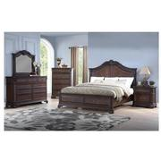 Charles 4-Piece Queen Bedroom Set  alternate image, 2 of 6 images.