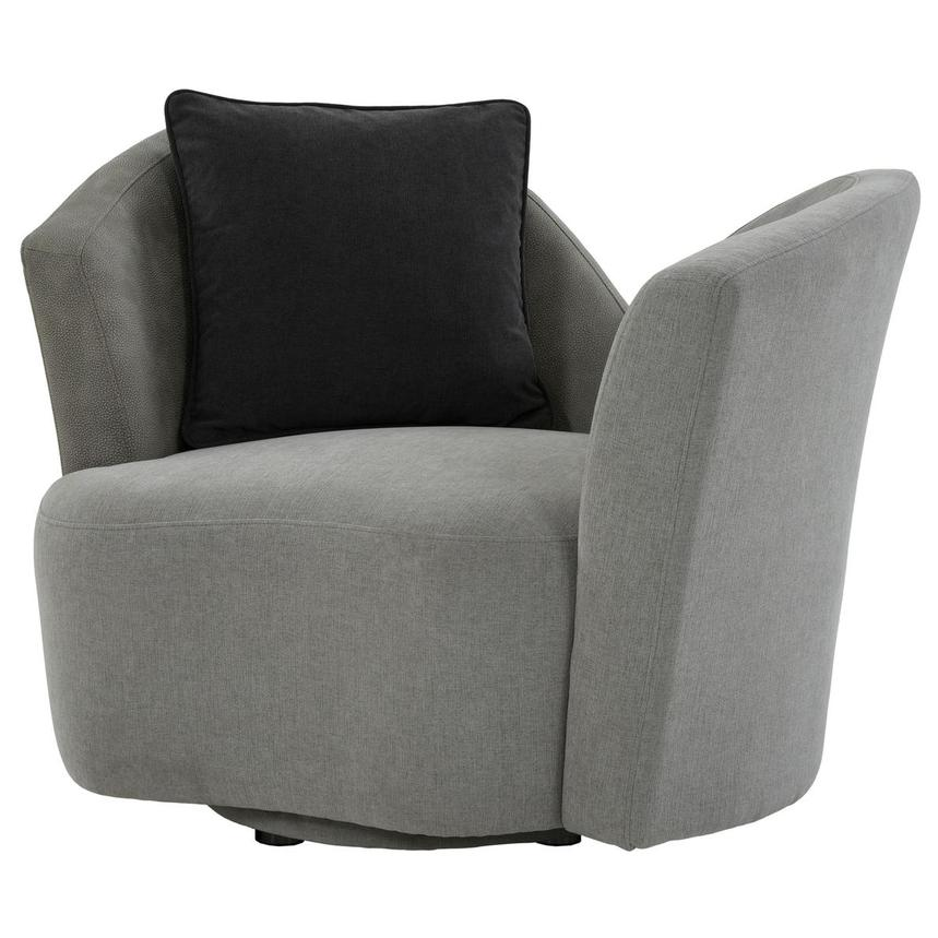 Shantel Swivel Accent Chair  alternate image, 3 of 8 images.