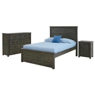 Fortress 3-Piece Full Bedroom Set