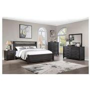 Roca Queen Platform Bed w/Nightstands  alternate image, 2 of 12 images.