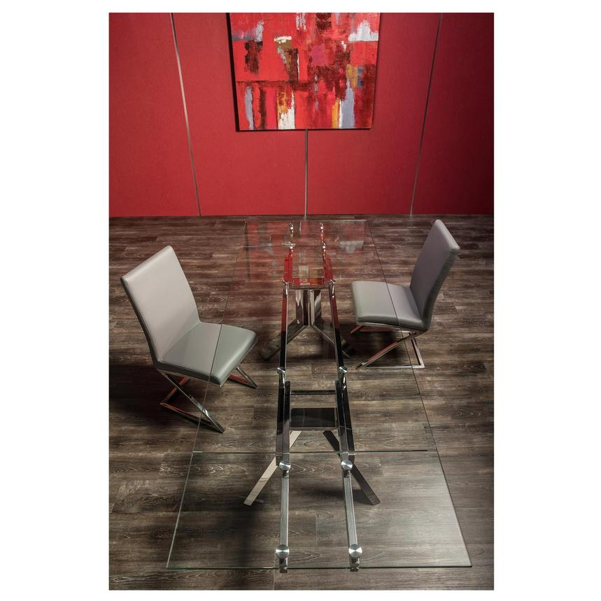 Lynne Clear/Kalia White 5-Piece Dining Set  alternate image, 3 of 16 images.