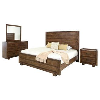 Aspen 4-Piece King Bedroom Set