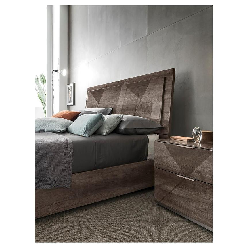 Lorenzo Queen Platform Bed  alternate image, 2 of 10 images.
