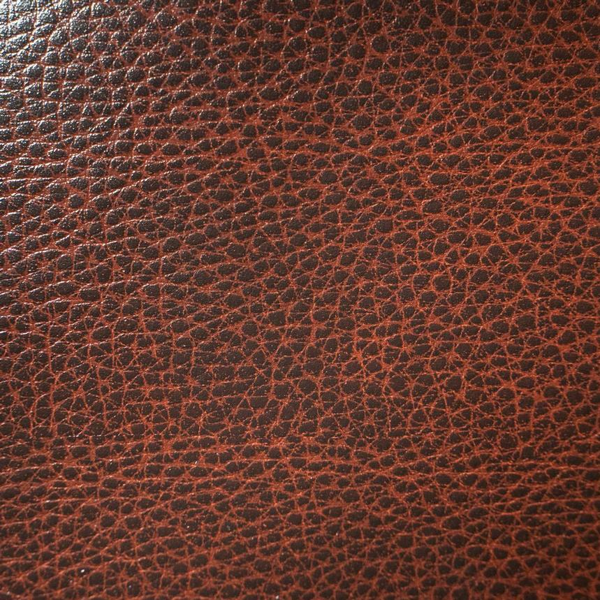 Jake Brown Leather Power Reclining Sofa  alternate image, 14 of 14 images.