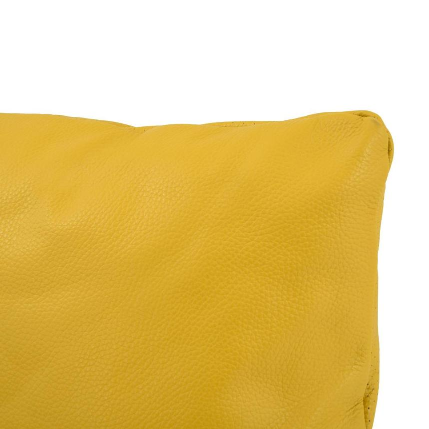 Cute Yellow Two Accent Pillows  alternate image, 3 of 4 images.