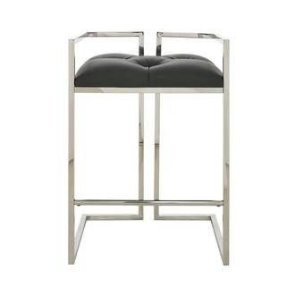Dixie Gray Counter Stool