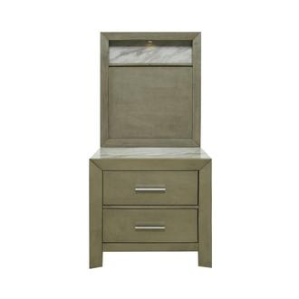 Ivy Nightstand w/Pier Units