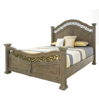 Aurora Queen Panel Bed