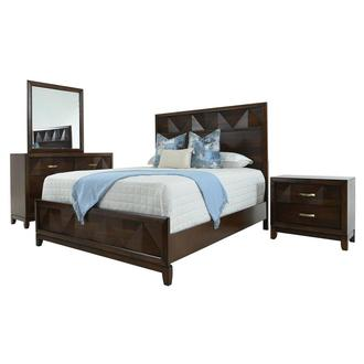 Salem 4-Piece King Bedroom Set