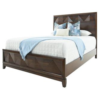 Salem Queen Panel Bed