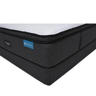 Harmony Maui- Plush Full Mattress w/Regular Foundation Beautyrest by Simmons