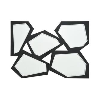Liviana Black Wall Mirror