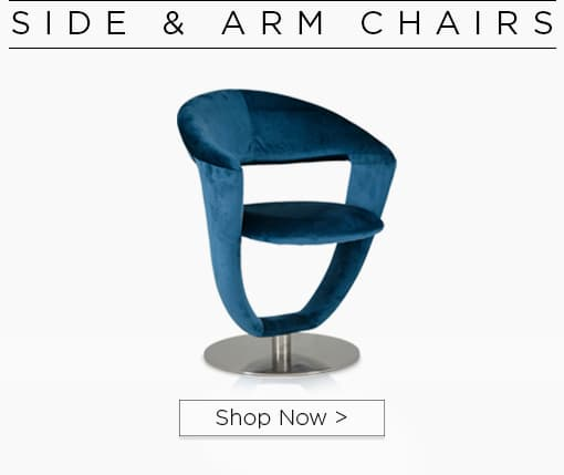 Side and arm chairs. Shop now.